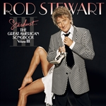 Stewart, Rod - Stardust: The Great American Songbook, Vol. 3 CD Cover Art