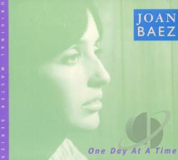Baez, Joan - One Day at a Time CD Cover Art