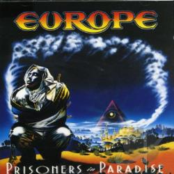 Europe - Prisoners in Paradise CD Cover Art