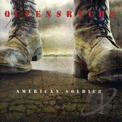 Queensryche - American Soldier CD Cover Art