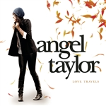 Taylor, Angel - Love Travels CD Cover Art