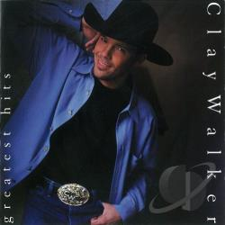 Walker, Clay - Greatest Hits CD Cover A