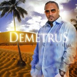 Demetrus - God's Child CD Cover Art