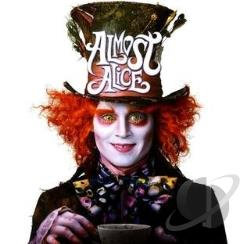 Almost Alice CD Cover Art