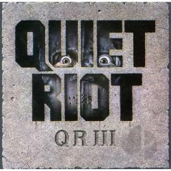 Quiet Riot - QR III CD Cover Art