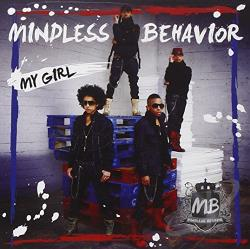 Mindless Behavior - My Girl DS Cover Art
