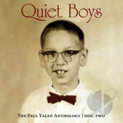 Yalen, Paul - Quiet Boys CD Cover Art