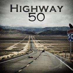 Highway 50 - Highway 50 CD Cover Art