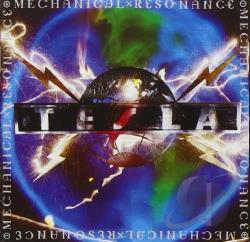 Tesla - Mechanical Resonance CD Cover Art