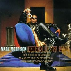 Morrison, Mark - Return of the Mack CD Cover Art