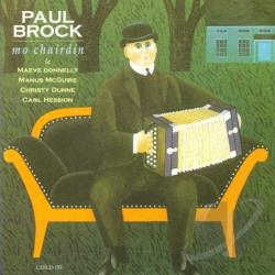 Brock, Paul - Mo Chairdin CD Cover Art