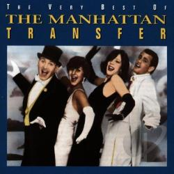 Manhattan Transfer - Very Best of the Manhattan Transfer CD Cover Art