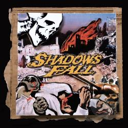 Shadows Fall - Fallout From The War CD Cover Art