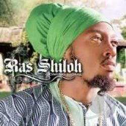 Shiloh, Ras - Coming Home CD Cover Art