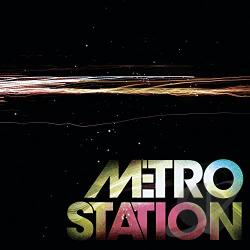 Metro Station - Metro Station CD Cover Art
