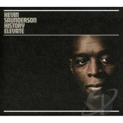 Saunderson, Kevin - History Elevate CD Cover Art