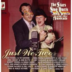 Powell, Jane - Just We Two Stars Sings Duets CD Cover Art