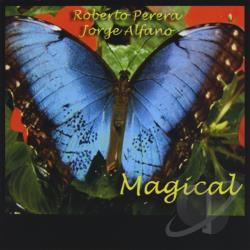 Alfano, Jorge / Perera, Roberto - Magical CD Cover Art