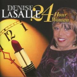LaSalle, Denise - 24 Hour Woman CD Cover Art