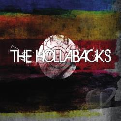 The Hollabacks - The Hollabacks EP CD Cover Art