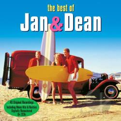 Jan & Dean - Very Best Of CD Cover Art