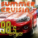 Various Artists - Summer Crusin' - 90s Style DB Cover Art