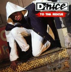 D-Nice - To Tha Rescue CD Cover Art