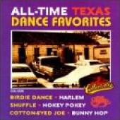 All Time Texas Dance Faves CD Cover Art