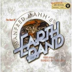 Mann, Manfred - Best of Manfred Mann's Earth Band CD Cover Art