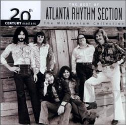 Atlanta Rhythm Section - 20th Century Masters - The Millennium Collection: The Best of Atlanta Rhythm Section CD Cover Art