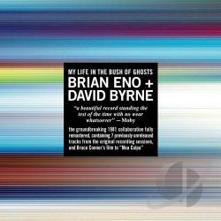 Byrne, David / Eno, Brian - My Life In The Bush Of Ghosts CD Cover Art