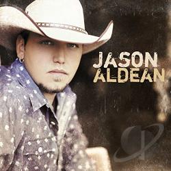 Aldean, Jason - Jason Aldean CD Cover Art