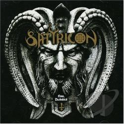 Satyricon - Now, Diabolical CD Cover Art