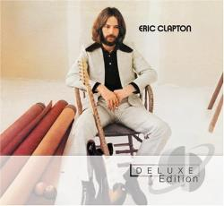 Clapton, Eric - Eric Clapton CD Cover Art