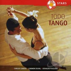 Todo Tango - Worldstars CD Cover Art