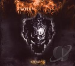 Rotting Christ - Theogonia CD Cover Art
