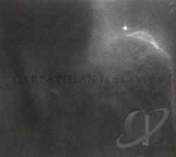Carpathian - Isolation CD Cover Art