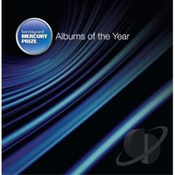 Mercury Prize 2009 CD Cover Art