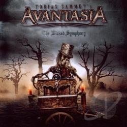 Avantasia - Wicked Symphony CD Cover Art