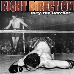 Right Direction - Bury The Hatchet CD Cover Art