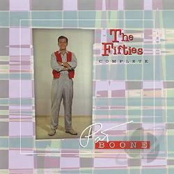 Boone, Pat - Fifties - Complete CD Cover Art