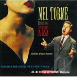Torme, Mel - Prelude to a Kiss CD Cover Art