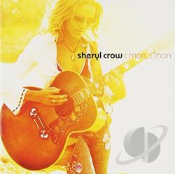 Crow, Sheryl - C'mon, C'mon CD Cover Art