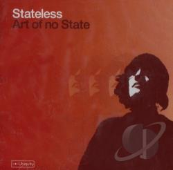 Stateless (Sweden) - Art of No State CD Cover Art