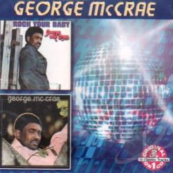 Mccrae, George - Rock Your Baby/George McCrae CD Cover Art