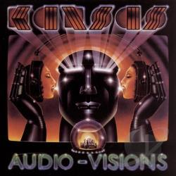Kansas - Audio-Visions CD Cover Art