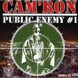 Cam'Ron - Public Enemy Number 1 CD Cover Art