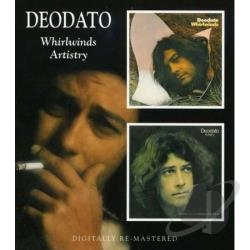 Deodato - Whirlwinds/Artistry CD Cover Art