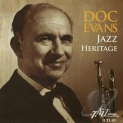 Evans, Doc - Jazz Heritage CD Cover Art
