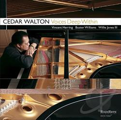 Walton, Cedar - Voices Deep Within CD Cover Art